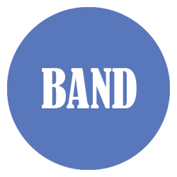 Band button