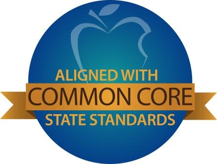 Aligned with common core state standards