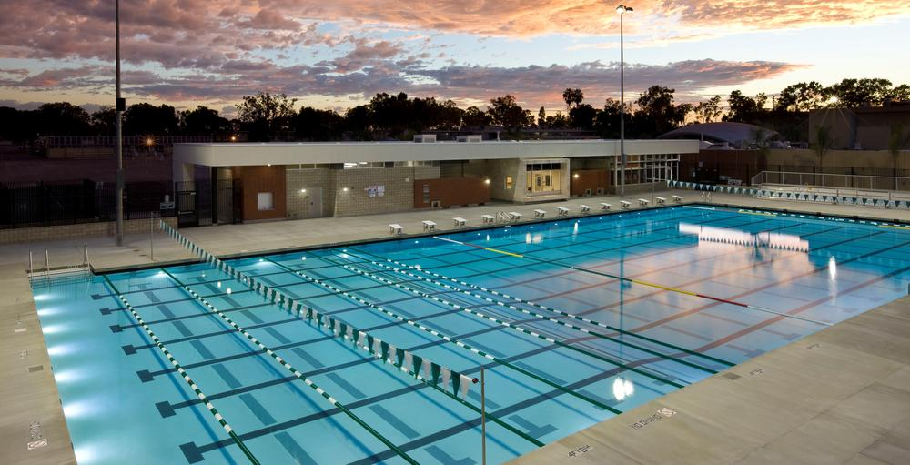 Costa Mesa HS Aquatic Center