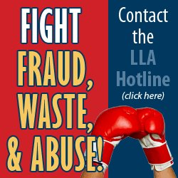 Fight Fraud, Waste, and Abuse Logo