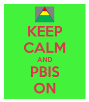 Keep Calm and PBIS On