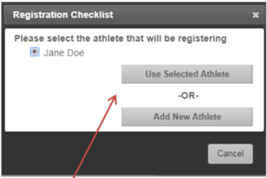 Select Athlete