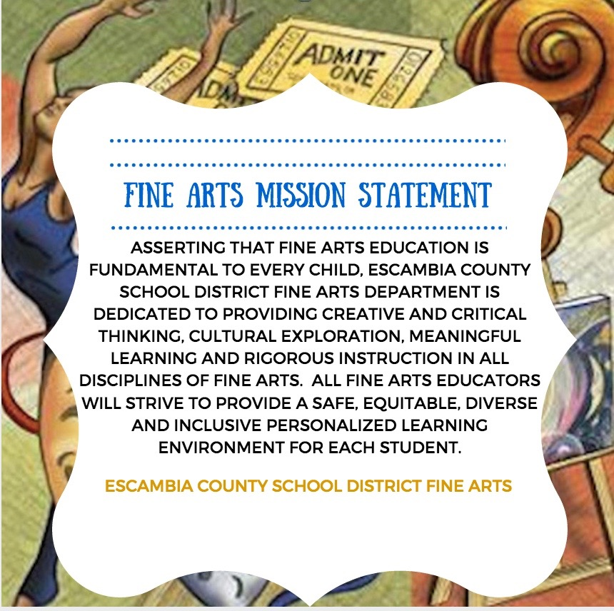 Fine Arts Mission Statement