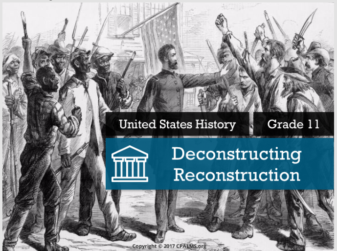 Deconstructing Reconstruction