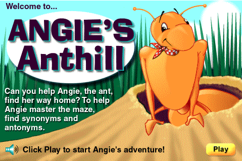 Angie s Anthill