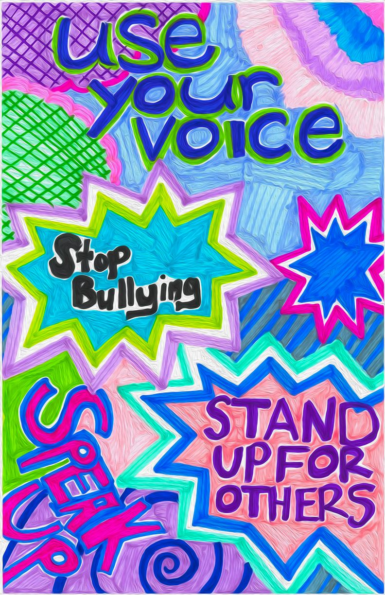 Use your voice to stop bullying