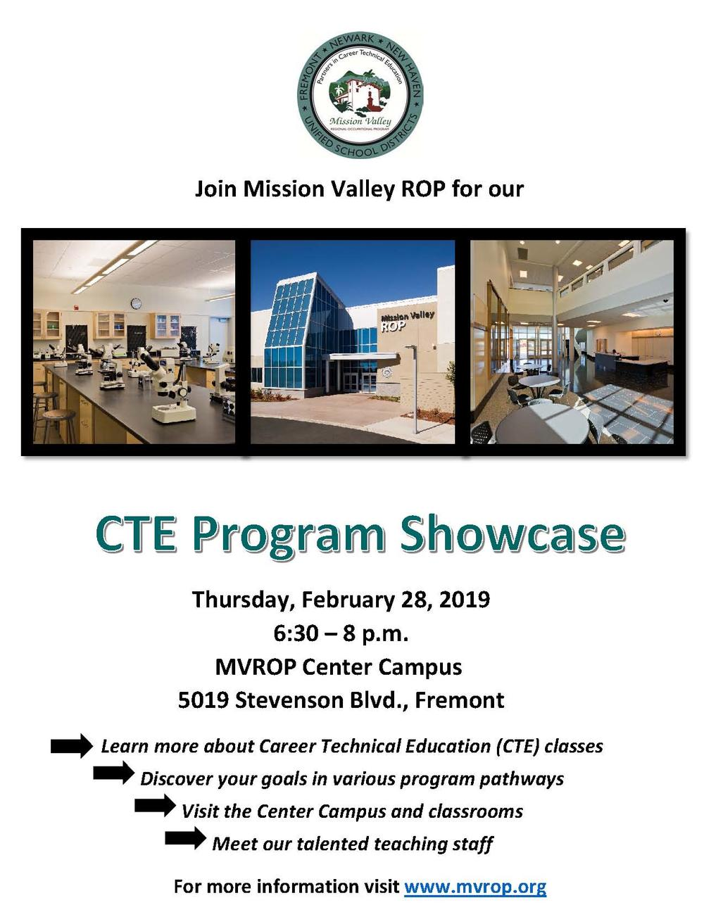 MVROP Program Showcase