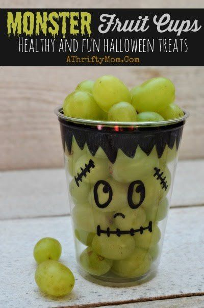 Frankeinstein grape cup