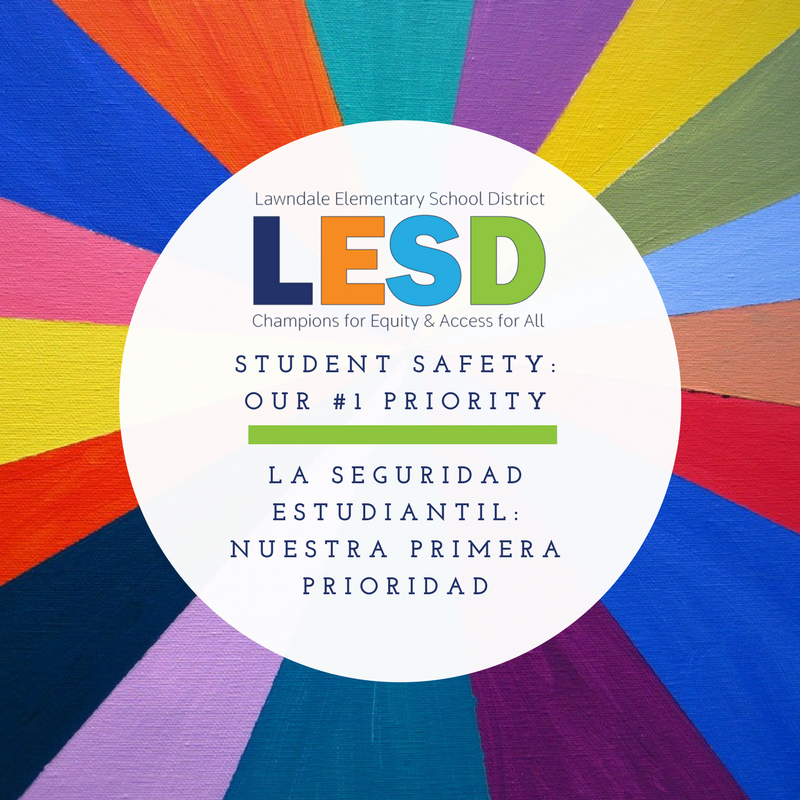 LESD Student Safety Logo
