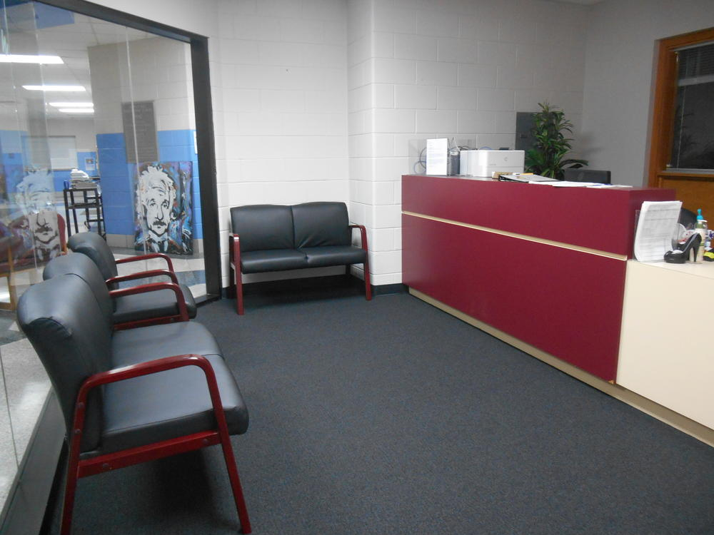 picture of front office