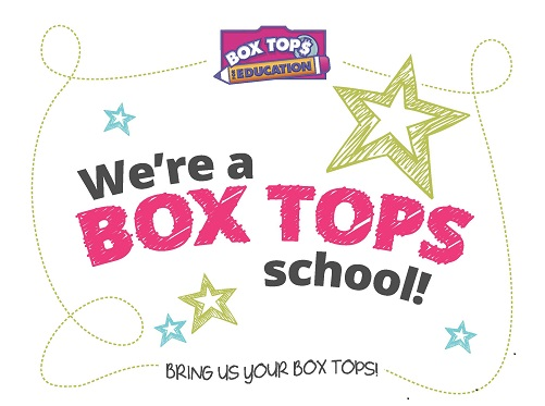 We re a Box Tops School