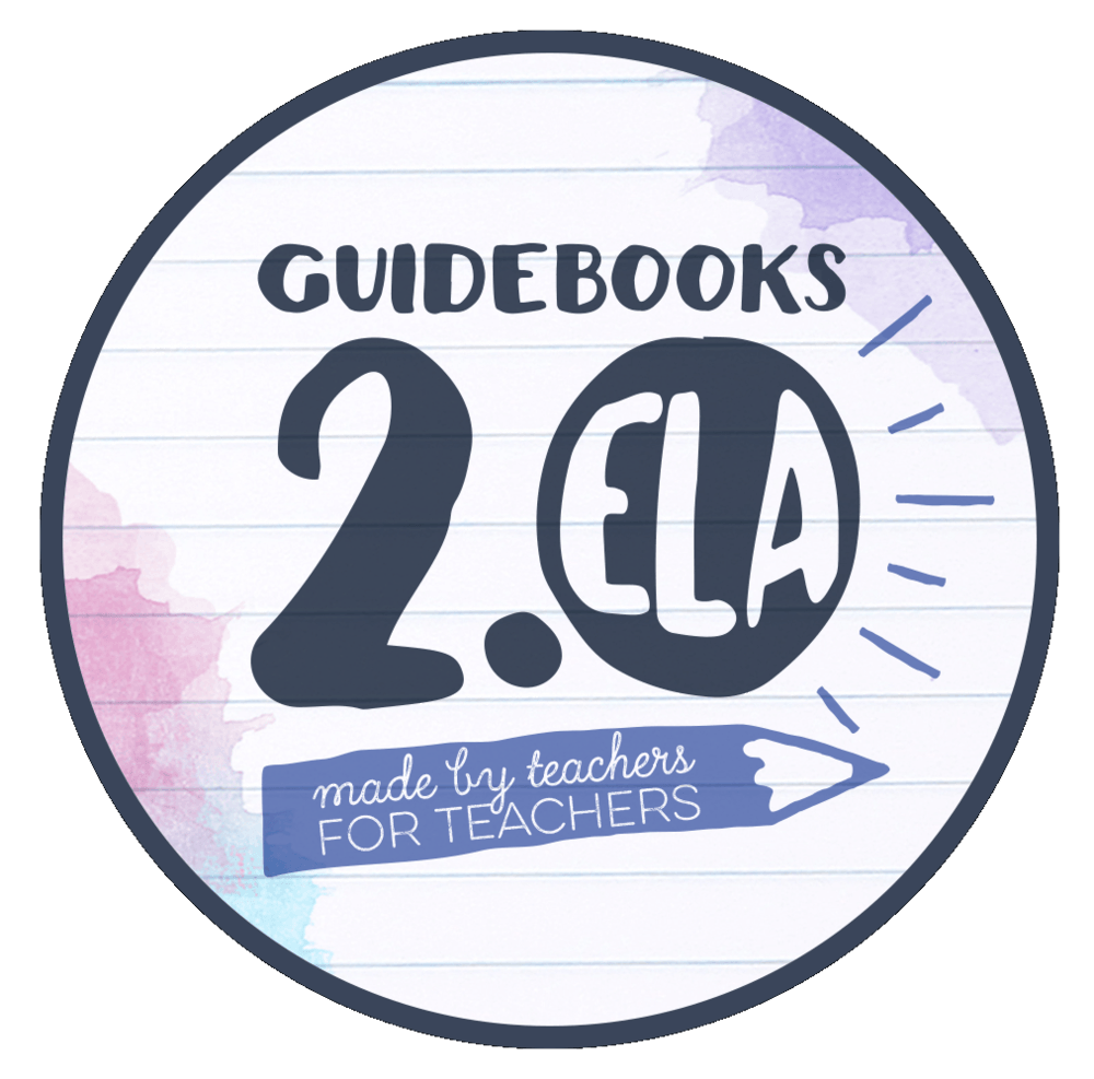 Guide Books 2 ELA logo