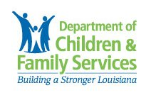 Dept. of Children   Family Services Logo