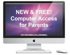 Free Computer Access for Parents