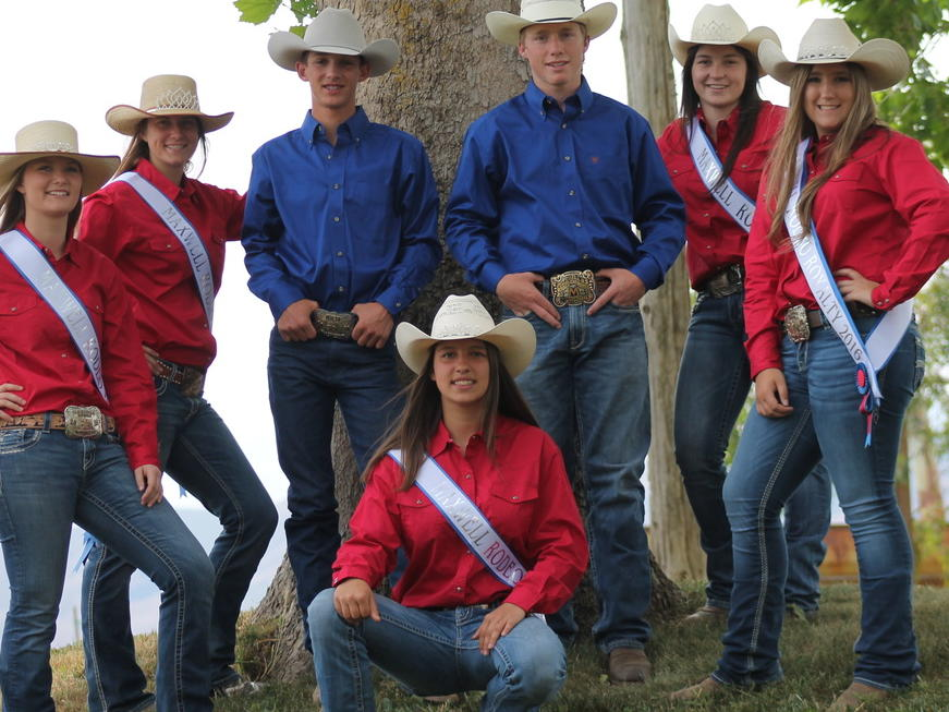 2016 Rodeo Royalty