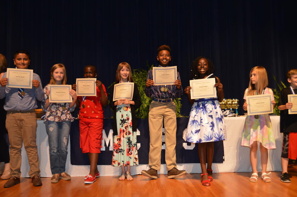 4th grade honor roll 1