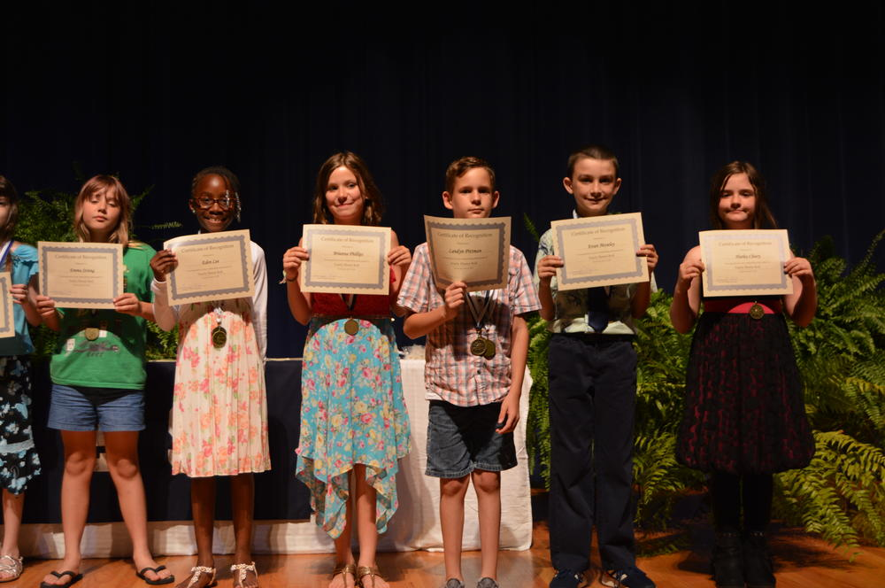 3rd grade honor roll 1