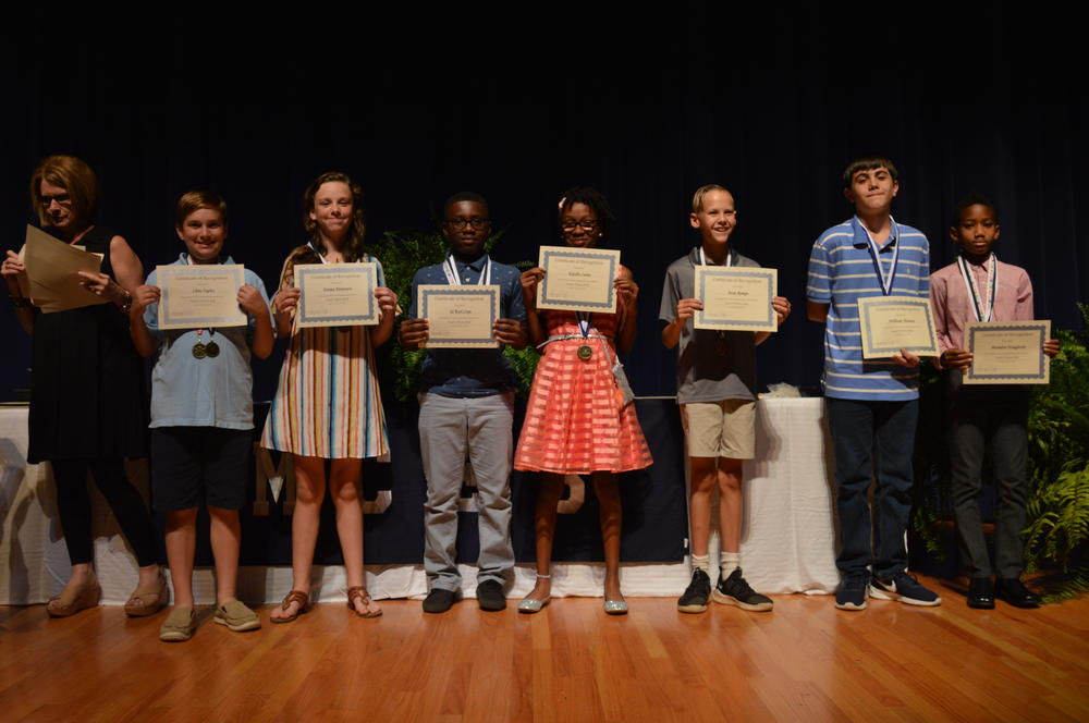 5th grade honor roll 2