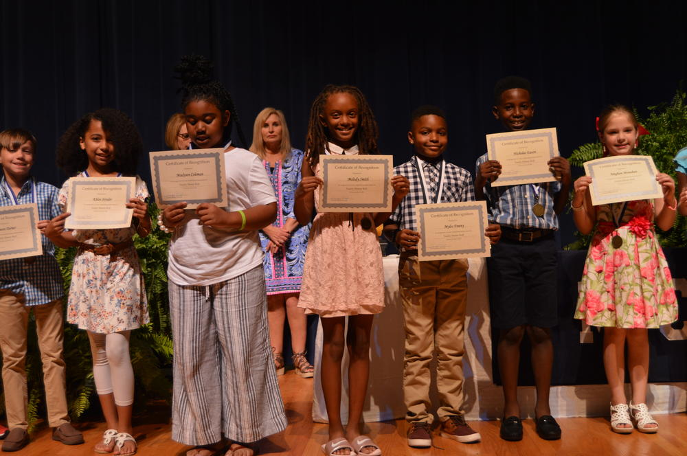 3rd grade honor roll 3