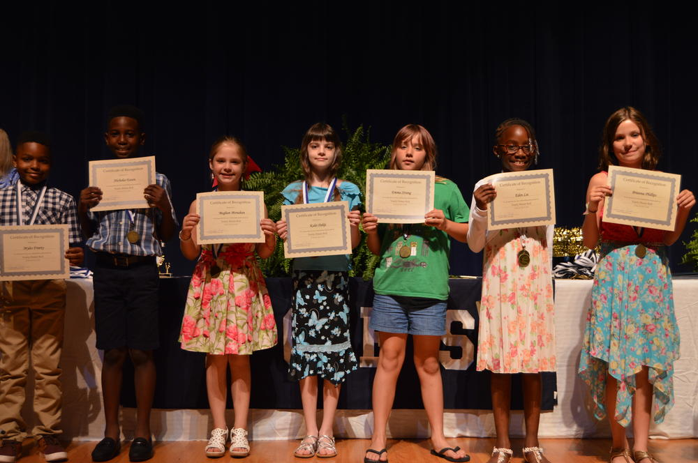 3rd grade honor roll
