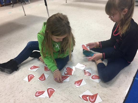 Math is fun with hearts