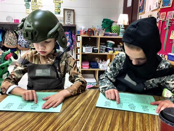 Sight words are GREAT when you are a NINJA!