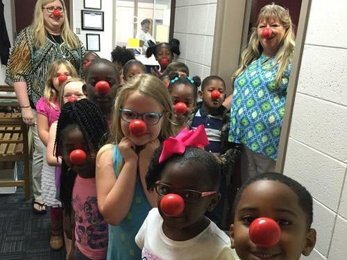 Mill Creek LOVES Red Nose Day 2017