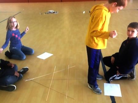 PE incorporates Math and Science