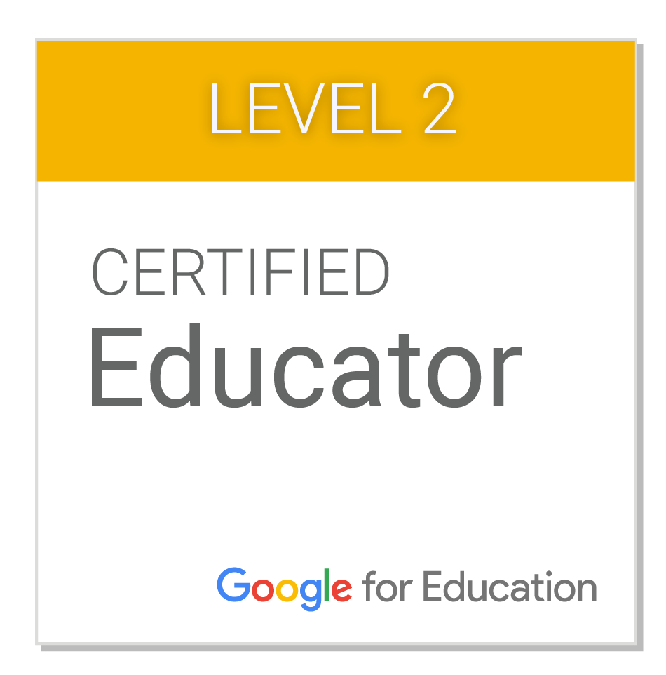 Google Badge Level 2