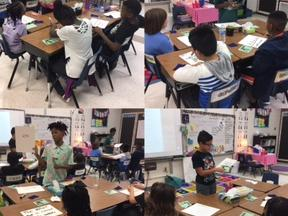 Active learning in 3rd grade