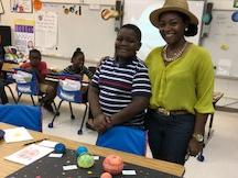 4th grade We loved learning about our solar system!