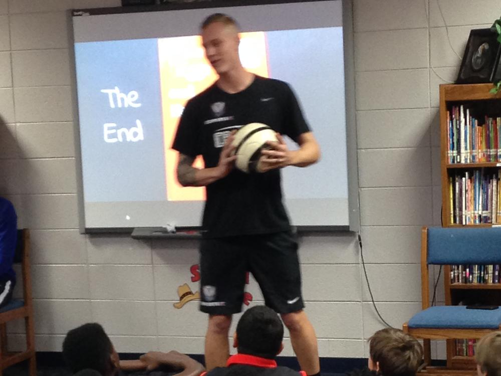 Thank you for reading with us Tormenta FC!