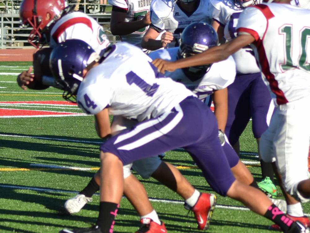 Football MDHS CPHS By Tammi ONeal
