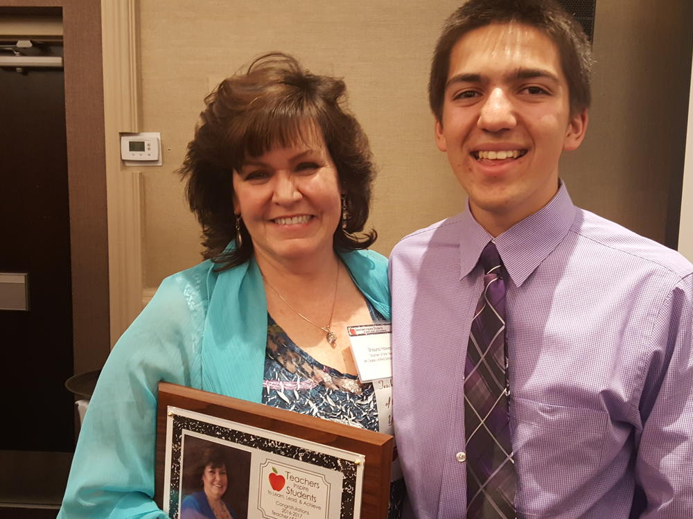 Contra Costa County District Teacher of Year Ceremony