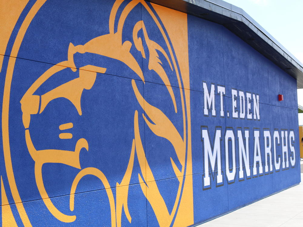 You can t hid that Monarch Pride!