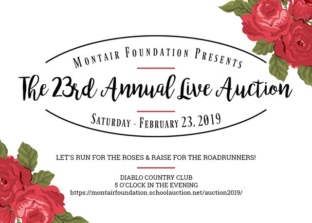 Montair Foundation Auction