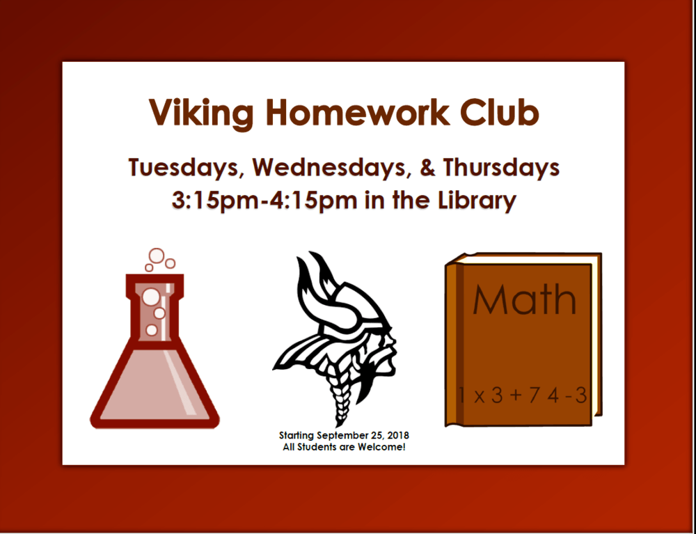 Viking Homework