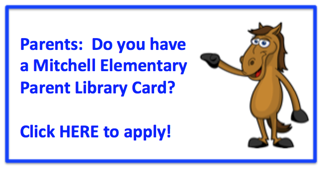 Parent Library Card Application