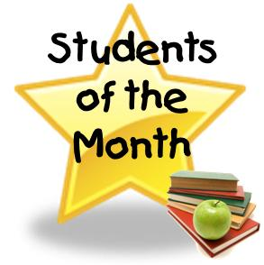 Student of the Month Star