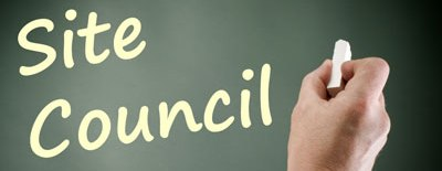 Sit Council Chalkboard decor