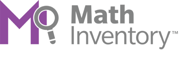 log in to Math Inventory