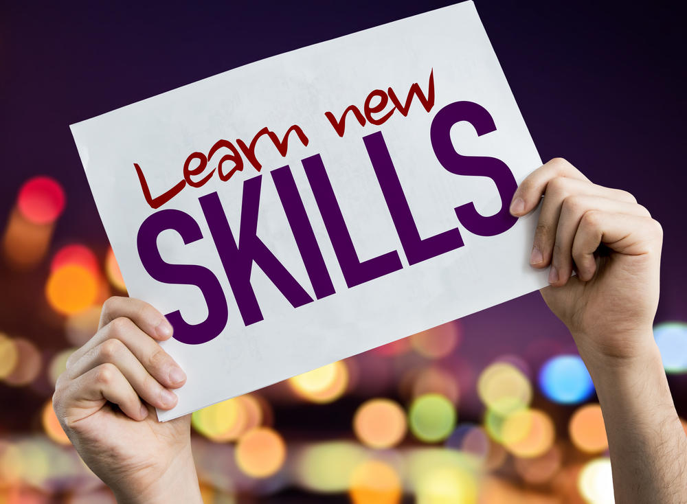 Learn New Skills Image