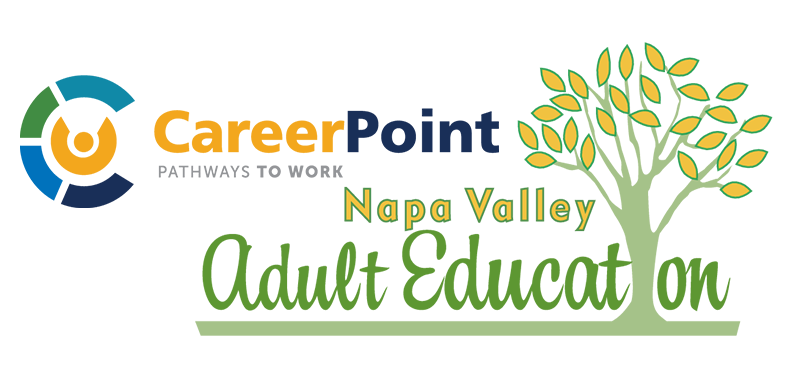 CareerPoint and NVAE Logo Image