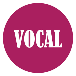 vocal button