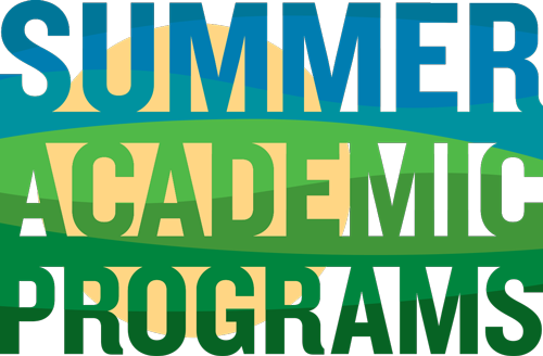 summer academic programs logo