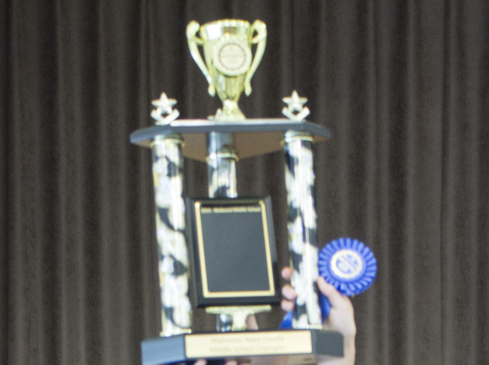 The Mathletes Perpetual Trophy