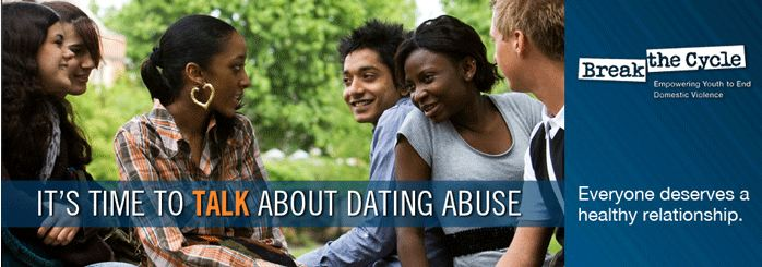 Learn about dating abuse