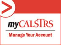 my CalSTRS - manage your account