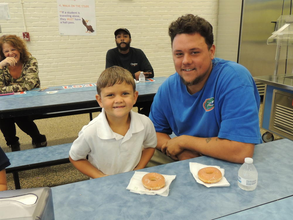 Donuts with dad 2016 009