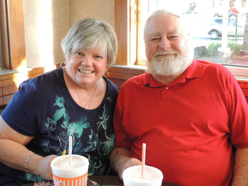 Whataburger night and Muffins with mom 005